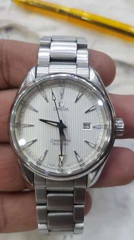 Omega Seamaster Aqua Terra Swiss Watch