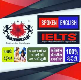 Spoken English and IELTS