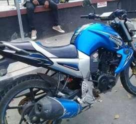 Yamaha byson biru