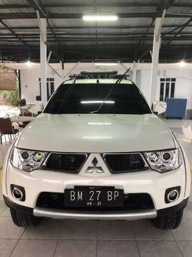 Pajero Sport Exceed AT 2011