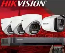 Jual dan pasang paket kamera cctv area Curug Serang