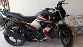 Single hand used and well maintained bike with negotiable price