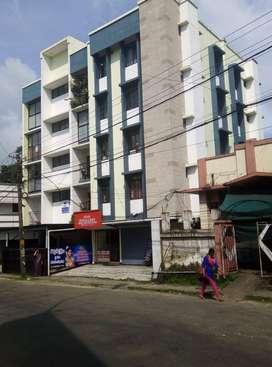 Apartment for rent near Aluva  Railway Station. 11,400/-