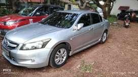 Honda Accord 2.4 Elegance MT, 2010, Petrol