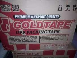 "Opp Gold Tape 2""x100Yd"