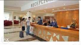 ( Hotel Receptionist ) . KALOOR,