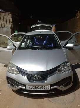 Toyota Etios Liva 2013 Diesel 90000 Km Driven with  Airbags condition