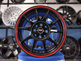 promo velg racing mobil ring 15 HSR