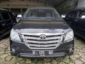 Toyota Innova G AT 2015 Mulus