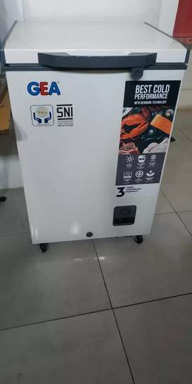 Freezer gea 100L