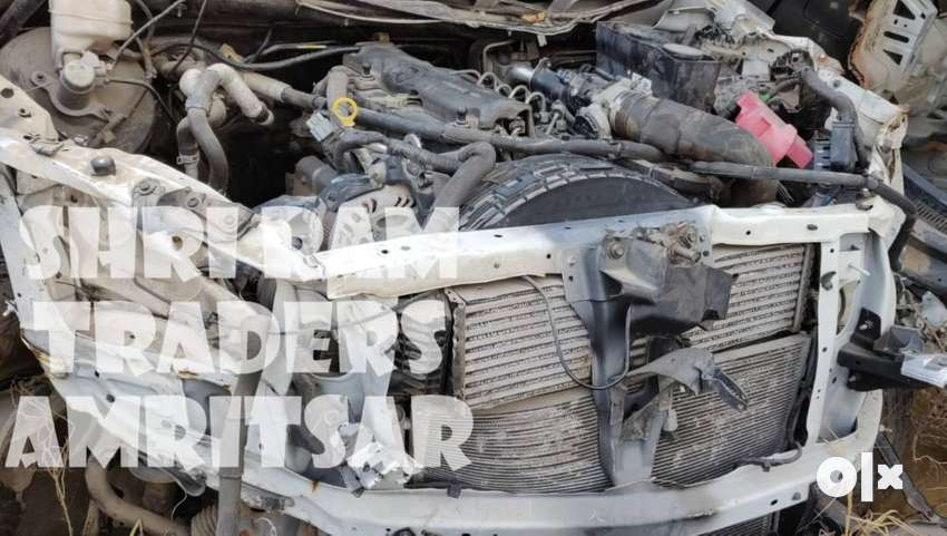 FORD ENDEAVOUR 2018 MODEL 3.2 4×4 AUTOMATIC CAR  Spare PART AVAILABLE.