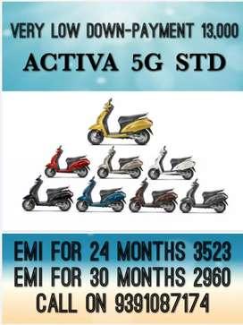New activa 5G STANDARD 2019