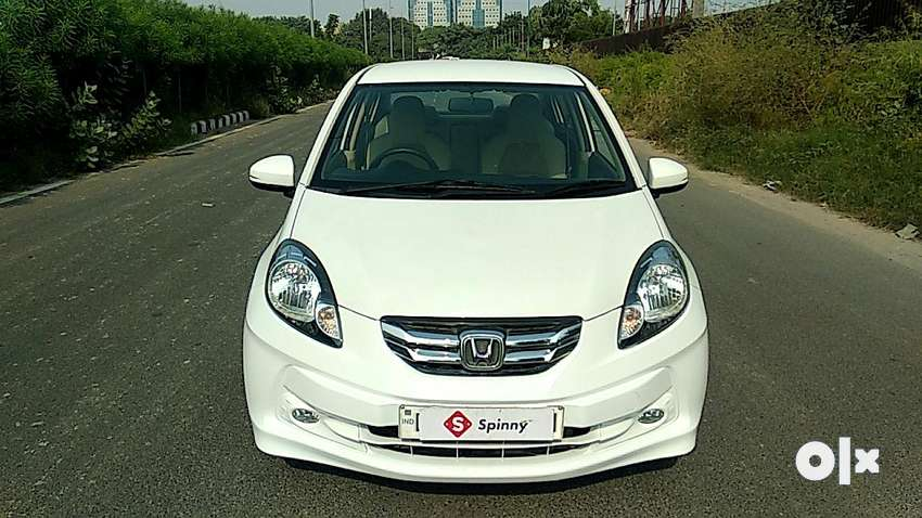 Honda Amaze 1.2 VX i-VTEC, 2015, Petrol 0