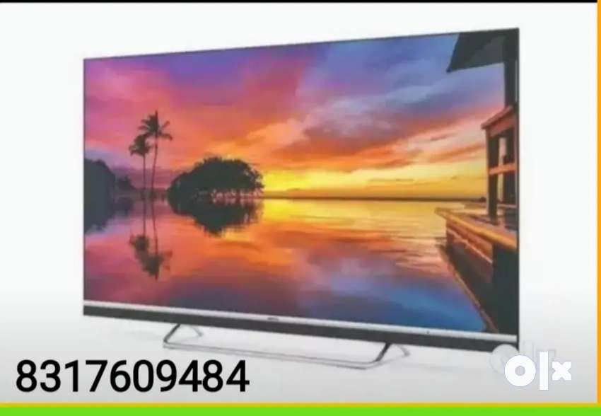 "√ 43"" INCH UHD LED TV SMART ANDROID 4K /// FREE HOME DELIVERY 0"