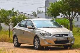 Hyundai Verna CRDi 1.6 SX Option Automatic, 2012, Diesel