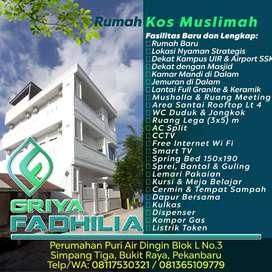 Rumah Kos Muslimah - Griya Fadhilia