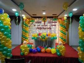 Marriage Decorations, Birthday Decorations & Surprise Party