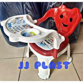 Kursi makan bayi/kursi meja makan anak plastik/kursi anak Tabitha