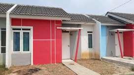 Rumah subsidi type 26/60 parung panjang cicilan 900rbuan