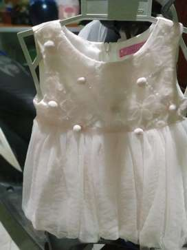 Baju bayi 0-7 bulan/ tergantung BB anak