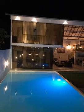 Villa di tanjung benoa,dkt pantai, kawasan villa,lokasi strategis