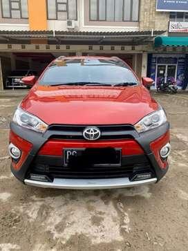 Toyota yaris 2017 tipe TRD HEYKERS 1.5 A/T km 31rb