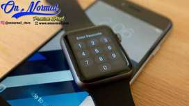Smartwatch A1 u10SMS telepon Pintar Smart Watch HP U10.