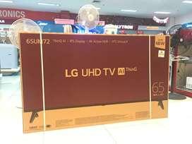 TERMURAH LG UHD 4K SMART TV 65UM7290 NEW 2019 65 INCH THINQ AI RESMI