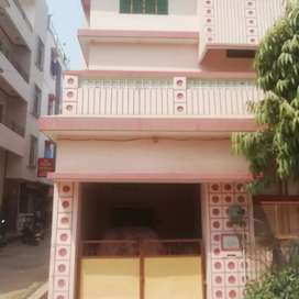 Two room, kitchen, bathroom on kareli's Main Road before mastan market