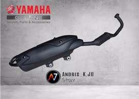 Knalpot kenalpot Original YAMAHA Nmax N MAX New 2020