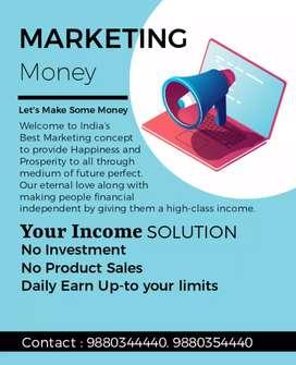Marketing and Promotion With bonus..