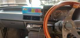 Mehran vx 1990 model good condition modified