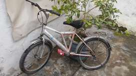 Good Condition BiCycle in peoples colony atk