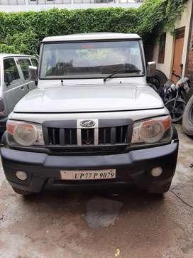 Mahindra Bolero DI AC BS III, 2014, Diesel