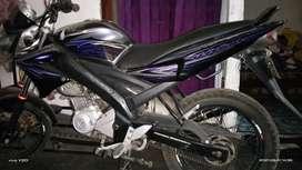Yamaha vixion 2012 mulus