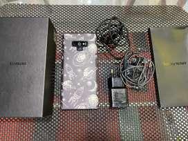 Samsung Note 9 Black SEIN