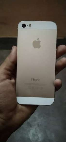 iPhone 5S 16GB new condition no scratches