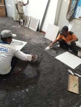 Tukang spesialis keramik,cat, bocoran atap,plafon,kolam,renovasi rumah