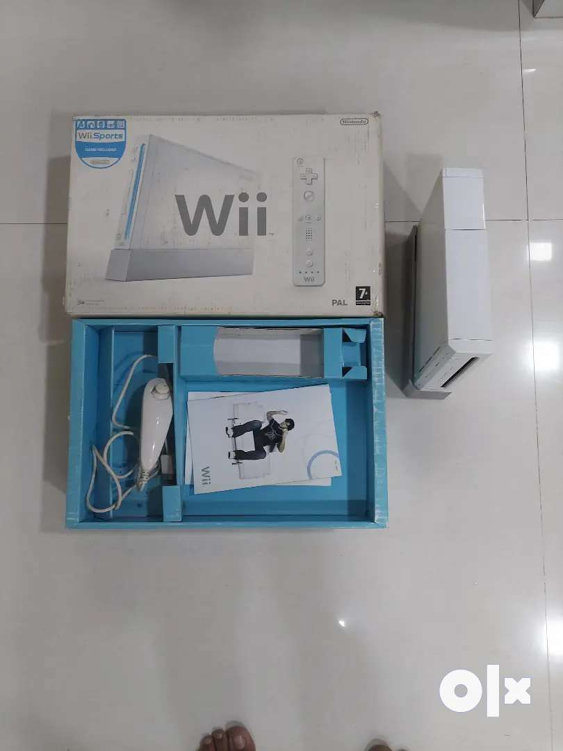 Nintendo wii at just 1800 thousand