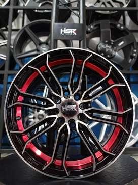 Jual HSR WHEEL Ring 15 Utk Mobil Brio, Xenia, Freed, Mobilio