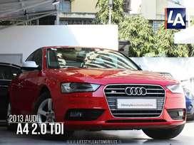 Audi A4 2.0 TDI (177bhp), Premium Plus, 2013, Diesel