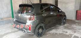 Yaris s trd sportivo automatic 2012
