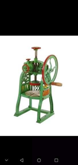 Ice gola machine from Rajkot