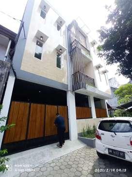 Rumah kost eksklusif dekat Kampus UGM
