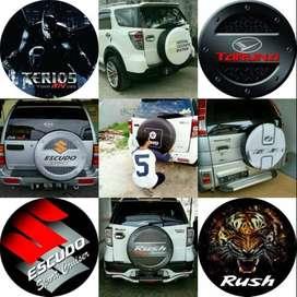 Cover/Sarung Ban Terios/Vitara Daihatsu ROCKY/Rush/Pemurah#Bourn  Mari
