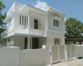A NEW 3BHK 1600SQ FT 5CENTS HOUSE IN ADATTU,THRISSUR
