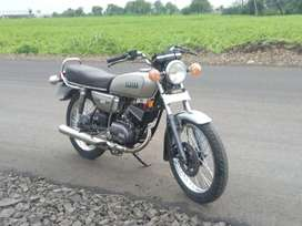 Top condition bike yamaha rx100