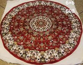 Hand made wool carpets