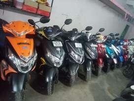 Honda dio self excellent condition