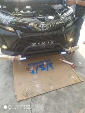 Palang ARB rush , grand avanza yg kuat n kokoh ( Megah top )